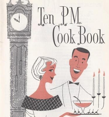 "Do you love throwing parties and trying vintage recipes? These recipes are ""refreshments designed with guests in mind"" Enjoy these Vintage Party Food Recipes from 1958! (Click on the photo to enlar..."