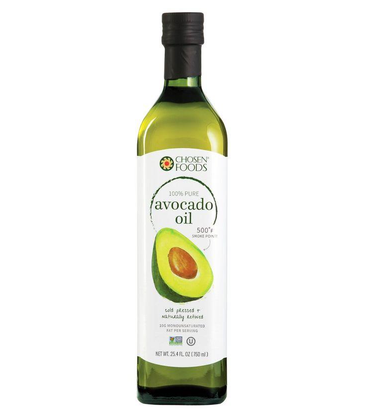 Naturally Refined Avocado Oil For Skin