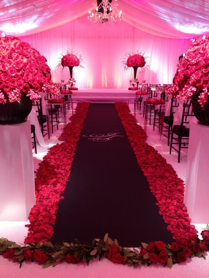 28 Best Images About Red Black White Wedding On Pinterest