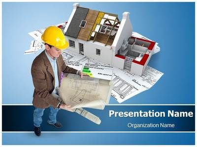 Best Construction Powerpoint Templates Images On