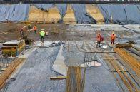 Prądnik Czerwony - osiedle #dobrego II - Zdjęcia z budowy - 1 kwietnia 2017