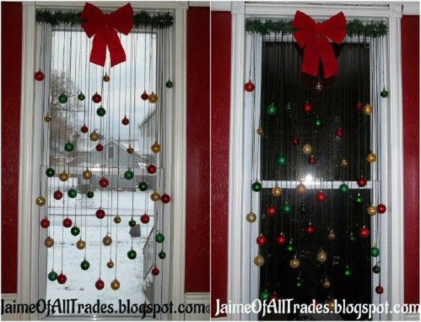 58 best navidad images on pinterest christmas ornaments christmas 35 diy christmas decoration ideas solutioingenieria Image collections