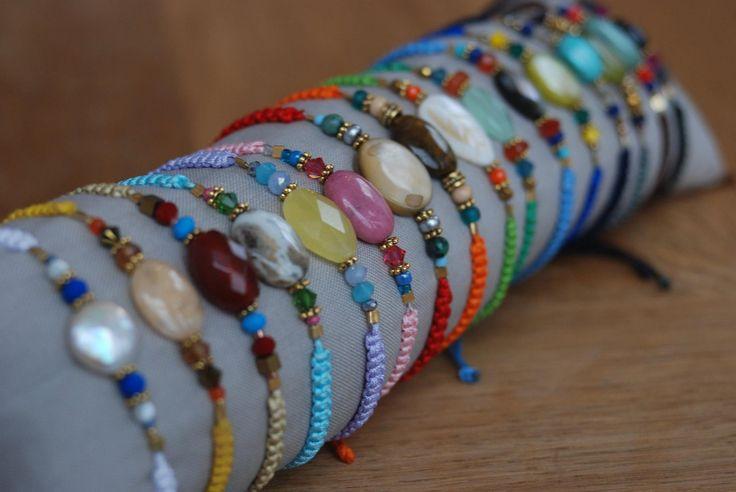 Bracelets summer 2015