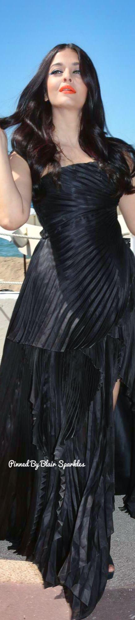 Aishwarya Rai At Cannes Film Festival 2017 ♕♚εїз   BLAIR SPARKLES  