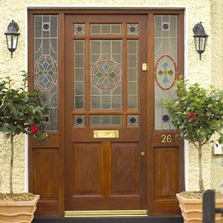 front doors | Oak Doors, External Front Doors and Hardwood Front Doors, Essex ...