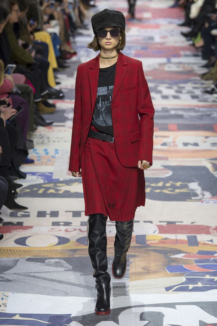 Christian Dior Fall 2018 Ready-to-Wear Collection - Vogue