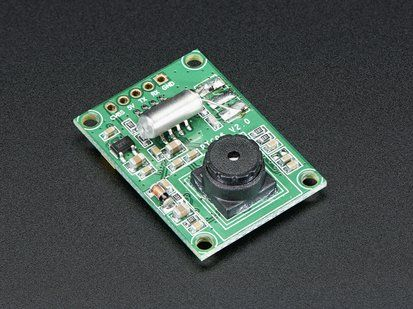 TTL Serial JPEG Camera with NTSC Video ID: 397 - $39.95 : Adafruit Industries, Unique & fun DIY electronics and kits