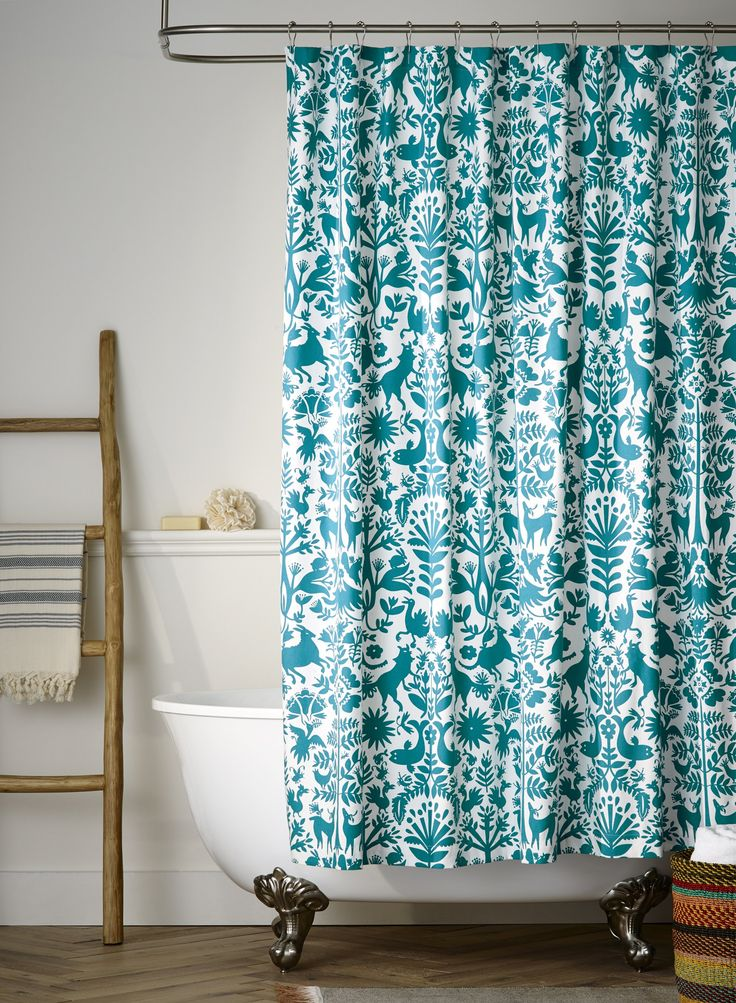 The 25 Best Turquoise Shower Curtains Ideas On Pinterest Turquoise Curtains Bedroom Teal
