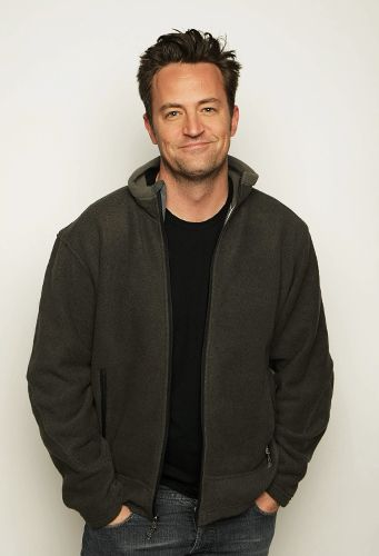 Matthew Perry: it's possible I'm simply in love with Chandler Bing...