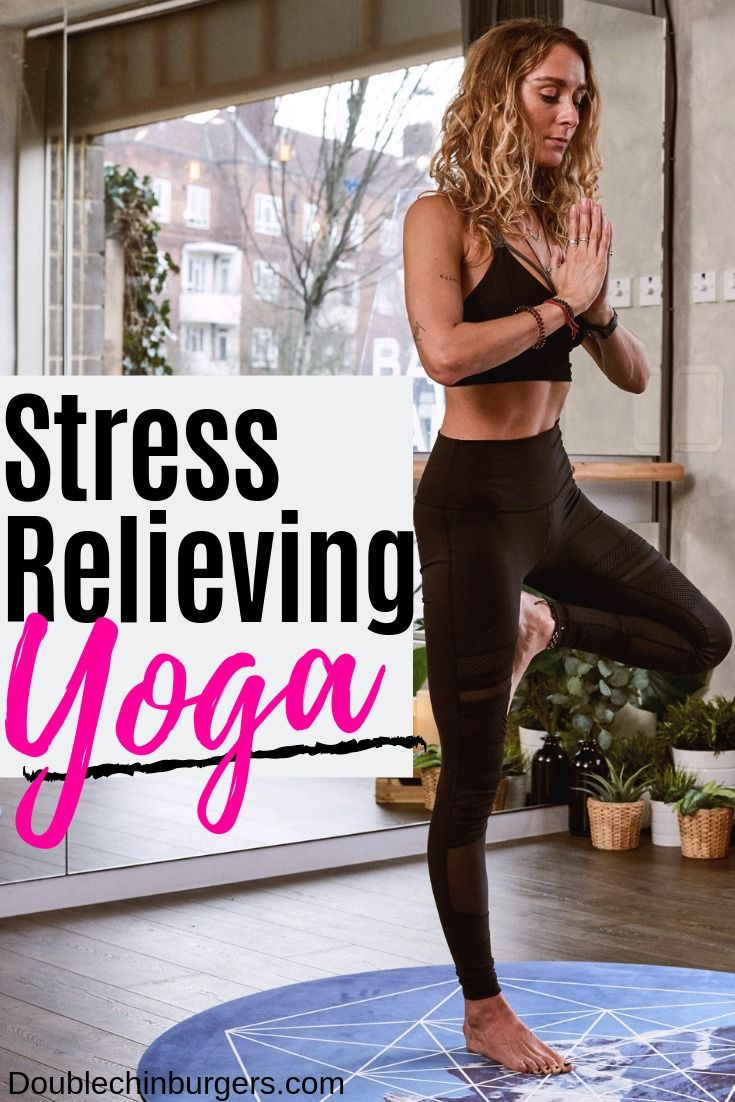 Stress Relieving Yoga for Beginners