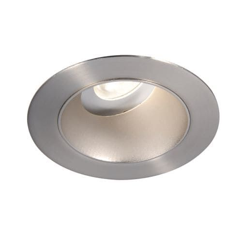 WAC Lighting HR3LEDT318PN840 Tesla 3.5 PRO 4000K LED Recessed Energy Star 0-30 Degree Adjustable Trim (