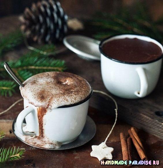 Горячий шоколад является одним из тех вкусных и красивых подарков,...