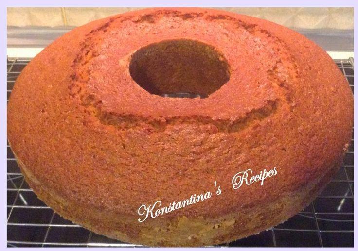 Γλυκές Δημιουργίες - απολαύσεις: Εύκολο Κέικ...