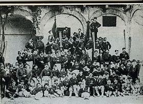 Garibaldini bresciani dei Mille