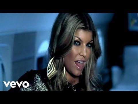 Fergie - Glamorous I chose this because I used to have this song on repeat and dance with my cousins trying to learn every word.