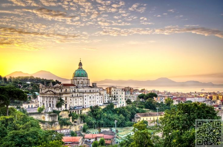 2. #Naples - 8 Irresistible #Cities of Italy ... → #Travel #World