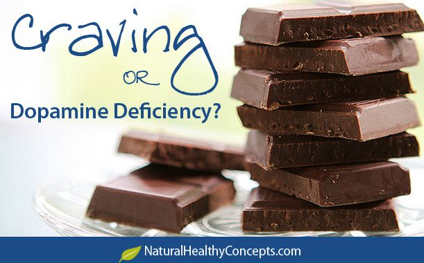 Do you have cravings? Or could it be dopamine deficiency?
