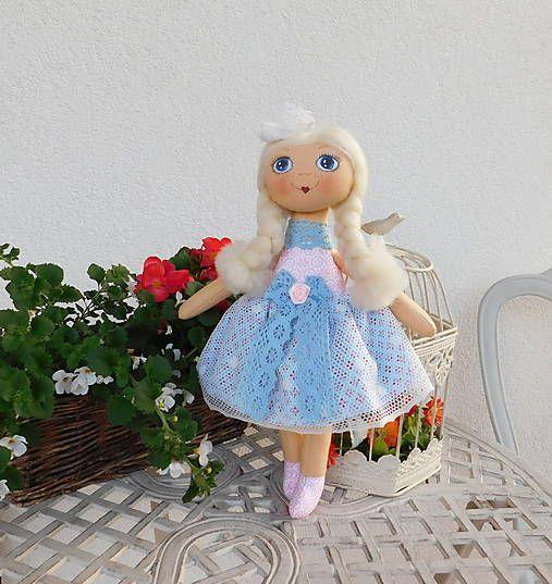 An-Ki / Bětka...bábika