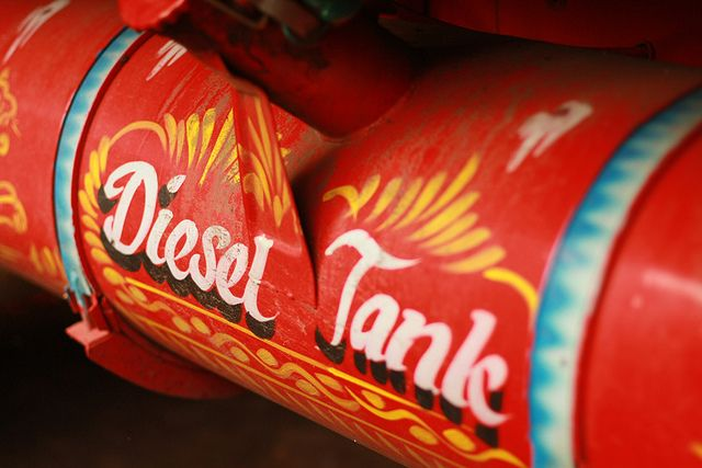 Diesel Decoration | Flickr - Photo Sharing!