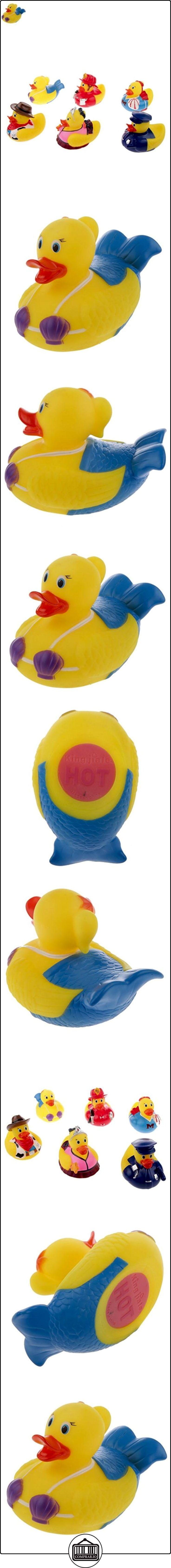 Juegos del Baño Apretón de Goma Suene de Medición Temperatura Pato Chirriantes  ✿ Seguridad para tu bebé - (Protege a tus hijos) ✿ ▬► Ver oferta: http://comprar.io/goto/B01M7QG0XB