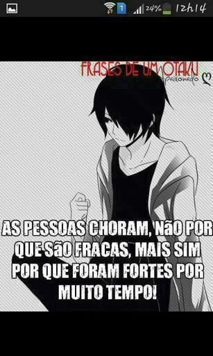 Resultado De Imagem Para Anime Frases Tristes Portugues Frases