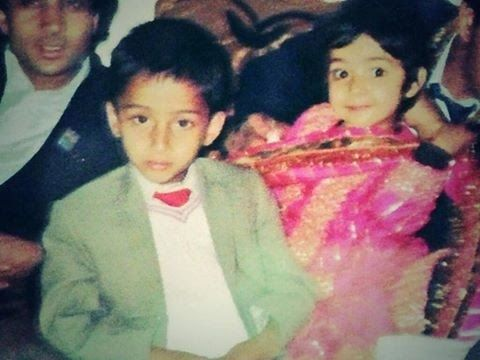 Shaheer sheikh childhood photos -dev dixit