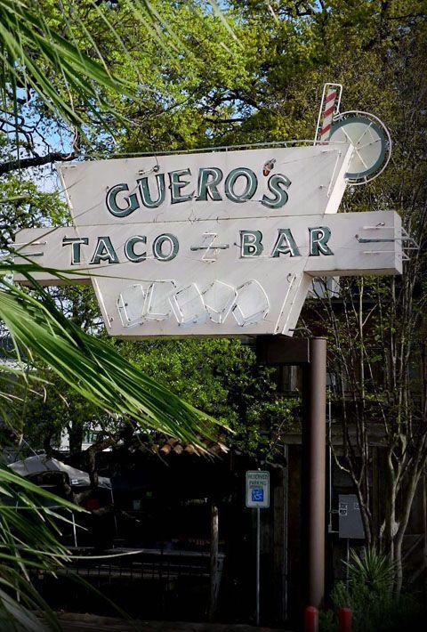 Güero's Taco Bar – Austin's Best Mexican Food