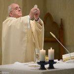 Papa Francisco en Santa Marta: Quien ama a Dios es libre