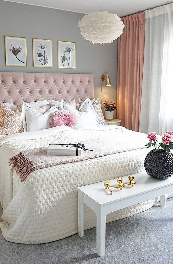 45 Best Bedroom Decorating Ideas And Trends For This Year Page 12 Of 45 Home Design Blog Princess Room Decor Bedroom Furniture Sets Bedroom Decor