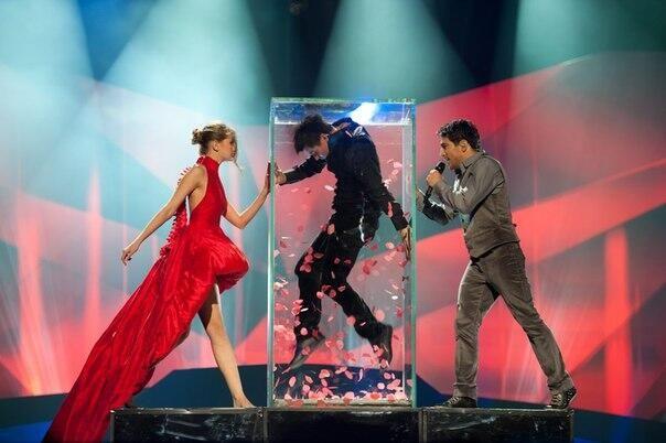 #Eurovision: AZERBAIJAN