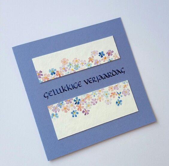 #Birthday card #Happy Birthday #greeting card