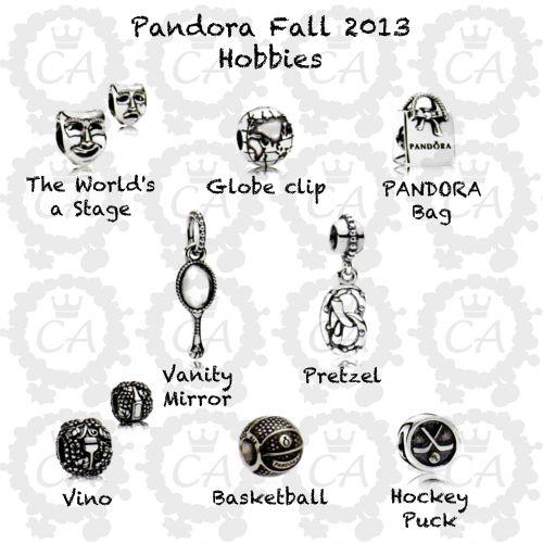 Official Pandora hockey charm Fall 2013