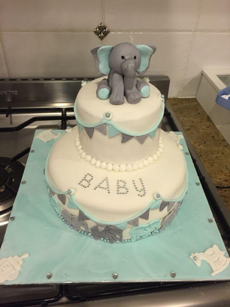 Baby's cake!