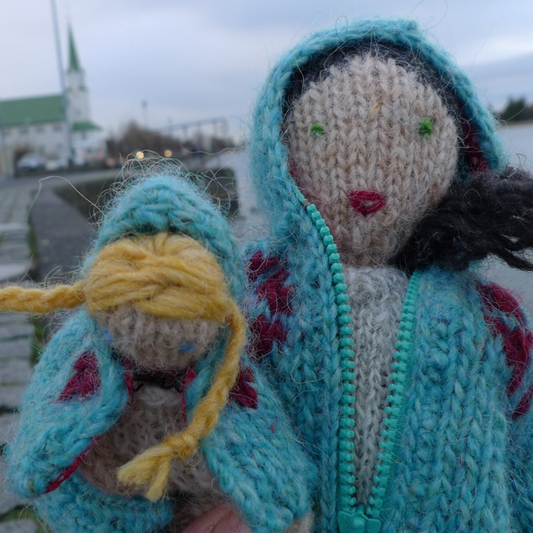 Knitting Vacations Iceland : Best knitted dolls images on pinterest