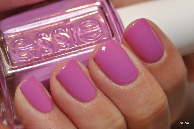 Essie Splash of Grenadine. The next color I need!
