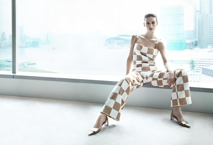 Harpers Bazaar Australia ..Marc Jacobs for Louis Vuitton shoot April 2013
