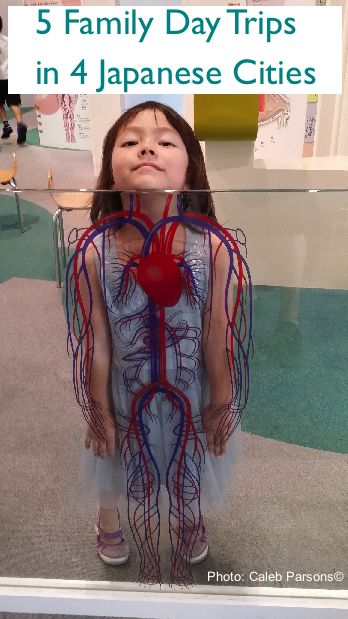 Kids Plaza is a great hands on exploratorium in Osaka, Japan