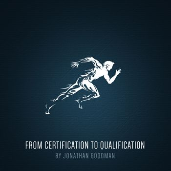From Personal Trainer Certification to Qualification. the best ways that a trainer can set him- or herself up for success and build confidence from the start answering questions like: How to sell/market with high integrity? What certification should I get next? How do I build the best programs?