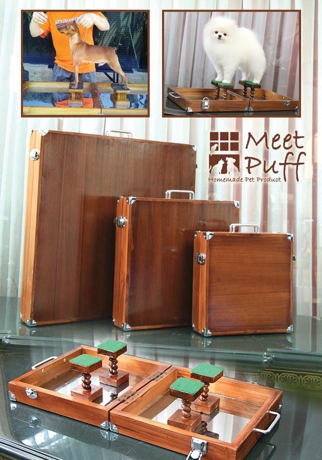 dog show stacking boxes | Stacking Standard - Melatih Anjing Show - Anjing Dijual & Iklan Jual ...