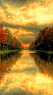 Autumn Channel Mobile Wallpaper - Download Free Mobile Wallpapers at VividScreen