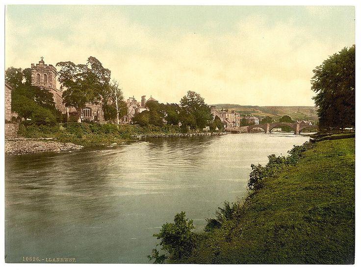 Llanrwst 1890