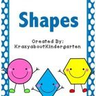 Shapes for Math Calendar Bulletin Board Display  You will enjoy this FREEBIE of shapes! These shapes will be perfect for your Math Calendar Bulleti...