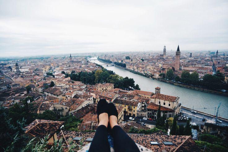 Verona Panorama,Italy