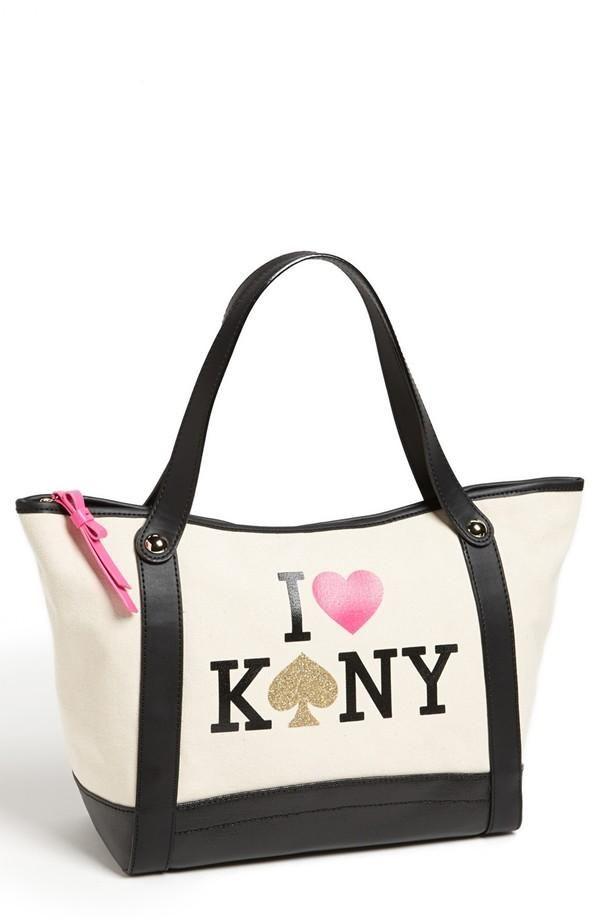 I <3 kate spade new york