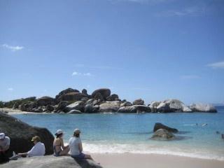 Virgin Gorda, Tortola, The Baths