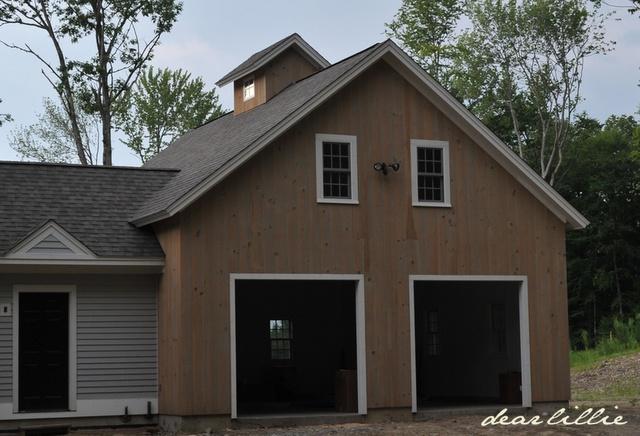 love this garage looks like a barn garage pinterest
