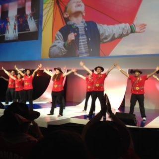 LIVE performance at IAC [2014]