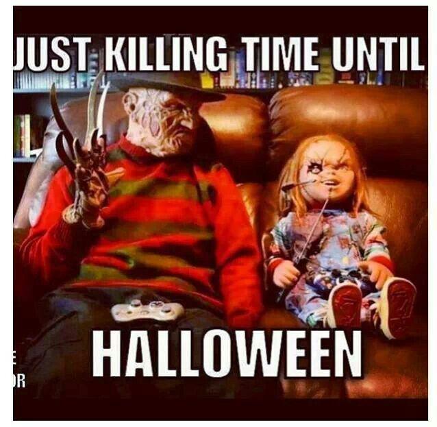 Freddy Krueger & Chucky