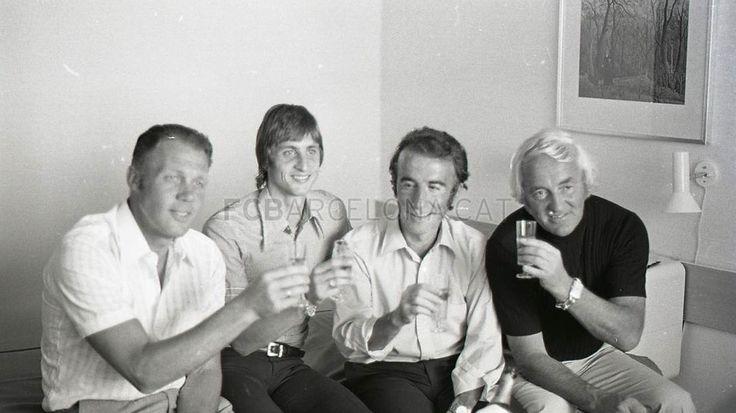 La trayectoria futbol stica de johan cruyff en im genes for Danny cruijff wikipedia