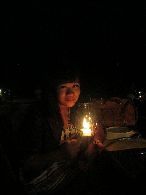 Dinner at Jimbaran Beach Bali